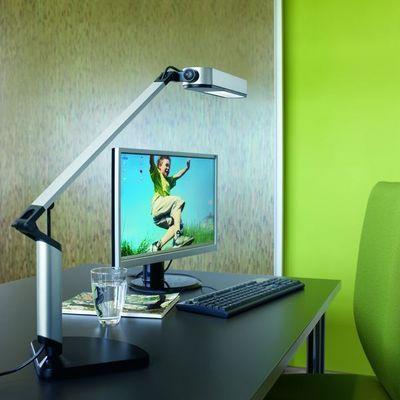 WALDMANN ECLAIRAGE - Schreibtischlampe-WALDMANN ECLAIRAGE-MAIA