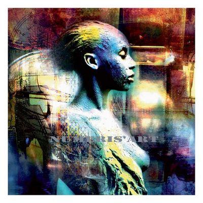 NUMERIS'ART - Digital Werk-NUMERIS'ART-Monde virtuel