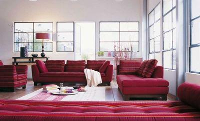 ROCHE BOBOIS - Sofa 4-Sitzer-ROCHE BOBOIS-Yin et Yang