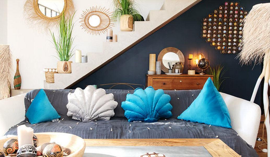 MX HOME Cojín con forma original Cojines, almohadas & fundas de almohada Ropa de Casa  |