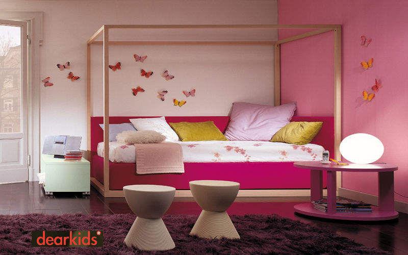DEARKIDS Cama para niño Dormitorio infantil El mundo del niño Dormitorio infantil |