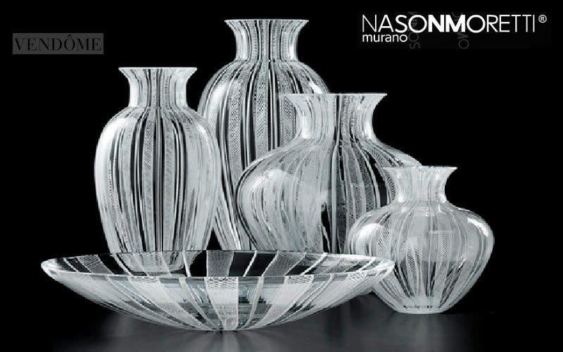 NASONMORETTI Jarrón Jarrones & floreros Flores y Fragancias Comedor   Design Contemporáneo