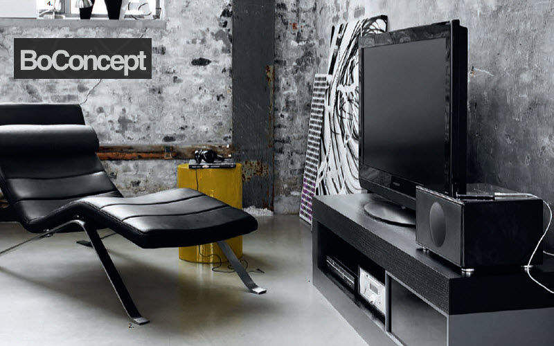 BoConcept France Mueble TV HI FI Muebles TV HI FI Armarios Cómodas Salón-Bar | Design Contemporáneo
