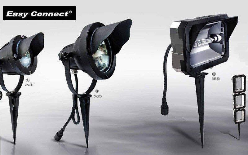 Easy Connect Foco de clavar Alumbrado de suelo Iluminación Exterior  |