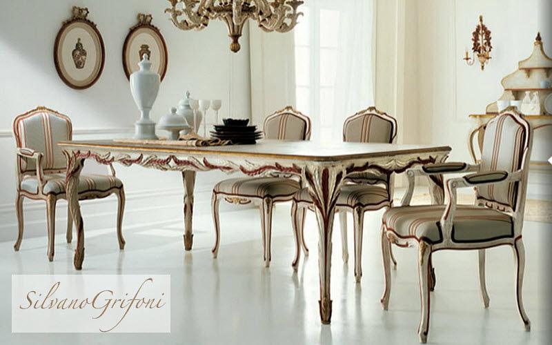Silvano Grifoni Mesa de comedor rectangular Mesas de comedor & cocina Mesas & diverso Comedor | Clásico