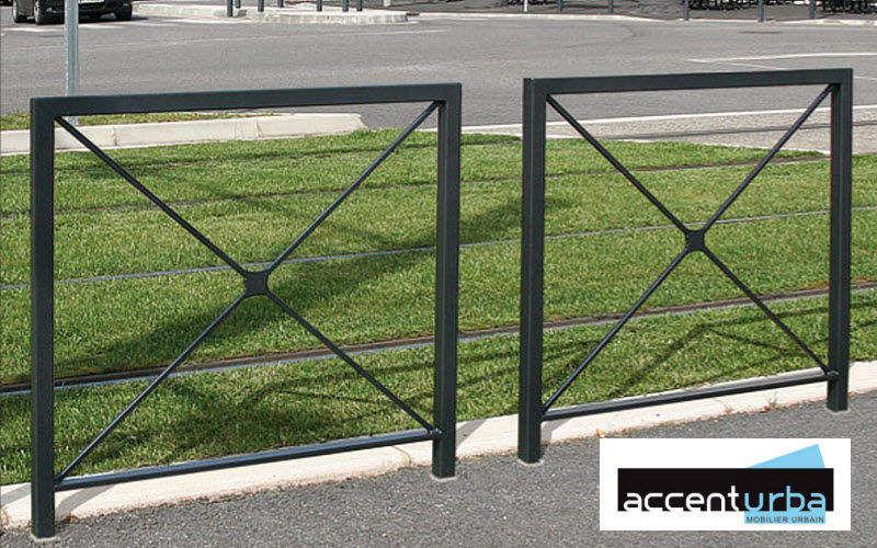 ACCENTURBA Barrera anti estacionamiento Mobiliario urbano Jardín Diverso Espacios urbanos | Design Contemporáneo