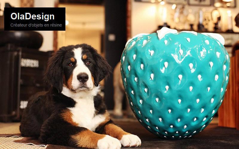 Ola Design Fruta decorativa Frutas decorativas Objetos decorativos  |