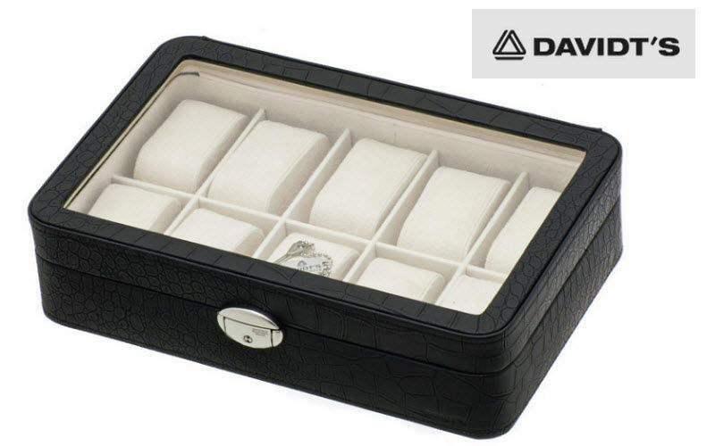 Davidts Caja de relojes Cajitas & joyeros Objetos decorativos  |
