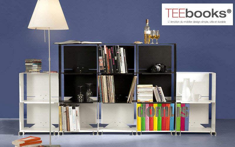 TEEBOOKS Biblioteca modulable Librerías Armarios Cómodas  c5f6f9310f6d