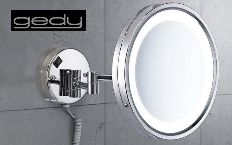 GEDY Espejo de aumento Espejos Baño Baño Sanitarios  |