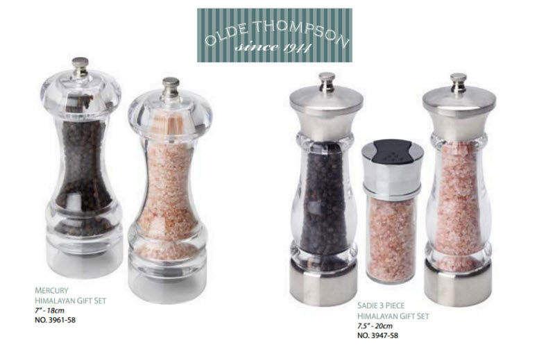 Olde Thompson Molinillo para especias Amasadoras y empastadoras Cocina Accesorios  |