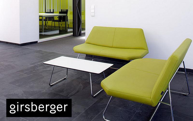 GIRSBERGER Sala de espera Sillas de oficina Despacho   