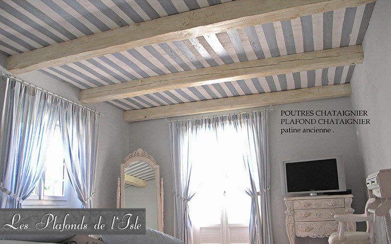 Les Plafonds De L'isle Techo Techos Paredes & Techos   