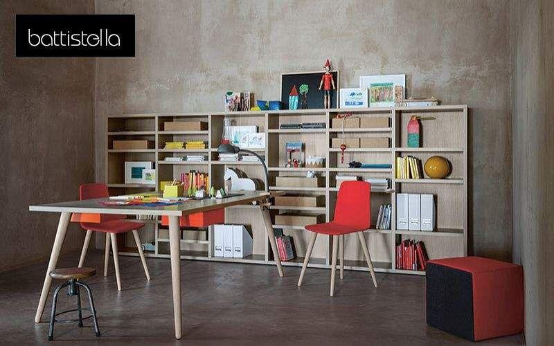 BATTISTELLA Mesa de despacho operacional Mesas y escritorios Despacho Despacho | Design Contemporáneo