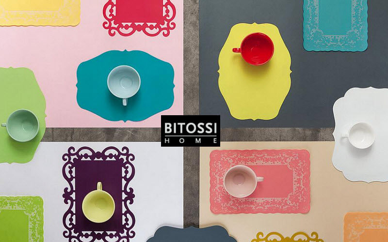 Bitossi Home Mantel individual Mantelerías Ropa de Mesa  |