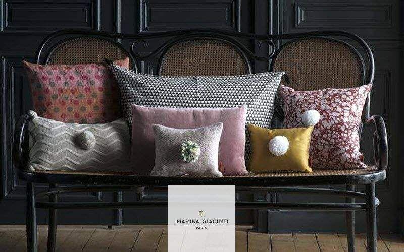 MARIKA GIACINTI PARIS Cojín rectangular Cojines, almohadas & fundas de almohada Ropa de Casa   