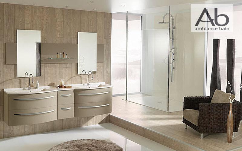 Ambiance Bain Cuarto de baño Baño completo Baño Sanitarios Baño | Design Contemporáneo