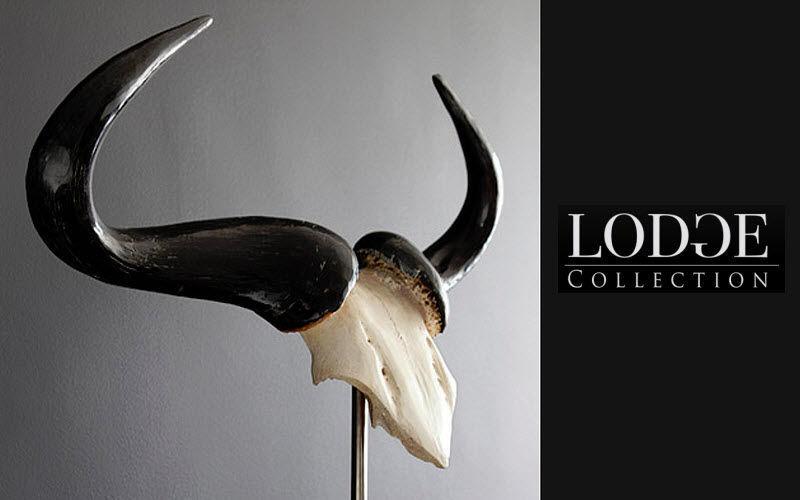LODGE COLLECTION Cornamenta ornamental Taxidermia y trofeos de caza Ornamentos    Lugares exóticos