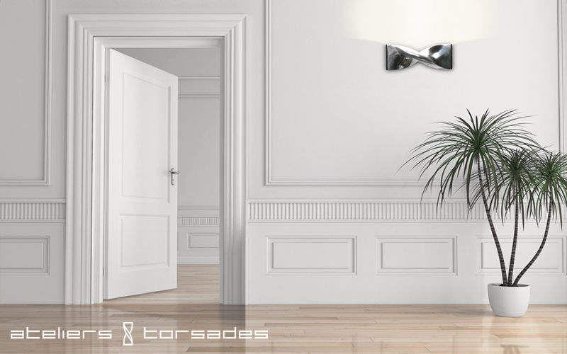 ATELIERS TORSADES lámpara de pared Lámparas y focos de interior Iluminación Interior  |