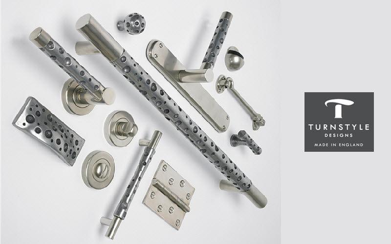 Turnstyle Designs Tirador Manillas para puertas Puertas y Ventanas  |