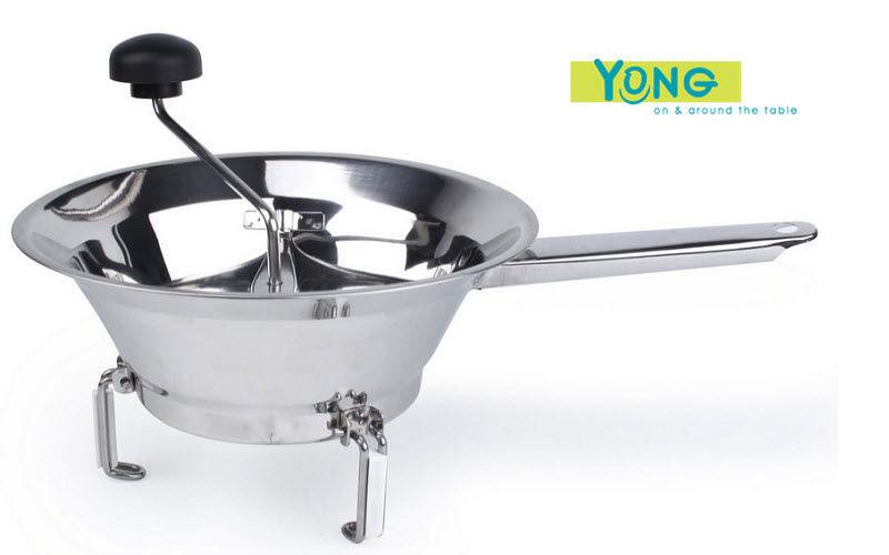Yong Molinillo para verduras Amasadoras y empastadoras Cocina Accesorios  |