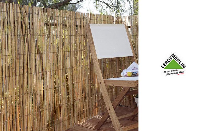 Leroy Merlin Separación de bambú Vallas, cercados & setos divisorios Jardín Cobertizos Verjas...  |