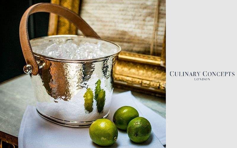 Culinary Concepts Cubo de hielo Enfriadores de bebidas Mesa Accesorios  |