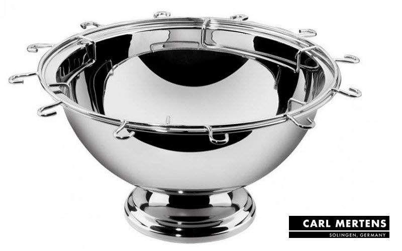 Carl Mertens Cubeta para champaña Enfriadores de bebidas Mesa Accesorios  |
