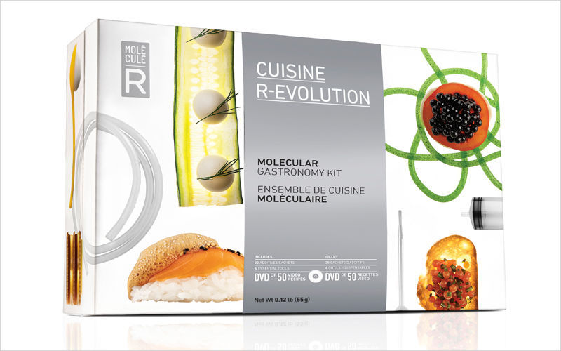 MOLECULE-R Kit de gastronomía Gastronomía Cocina Accesorios  |