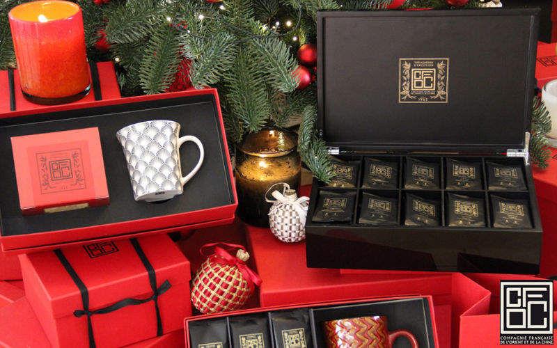 Compagnie Francaise de l'Orient et de la Chine Decoración abeto de Navidad Decoración y motivos navideños Navidad y Fiestas  |