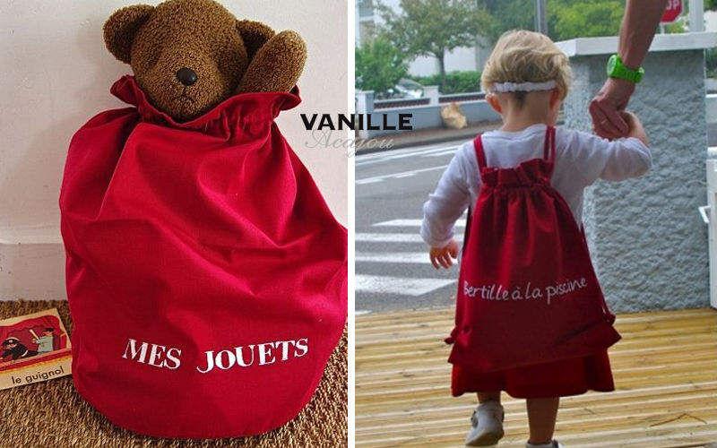 Vanille Acajou Bolsa para los juguetes Juegos & juguetes varios Juegos y Juguetes  |