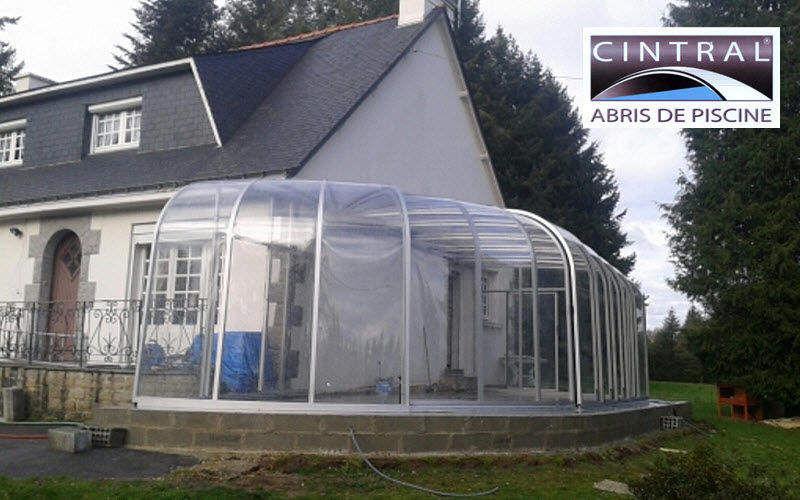 ABRIS CINTRAL Cubierta para terraza Sombrillas y estructuras tensadas Jardín Mobiliario  |