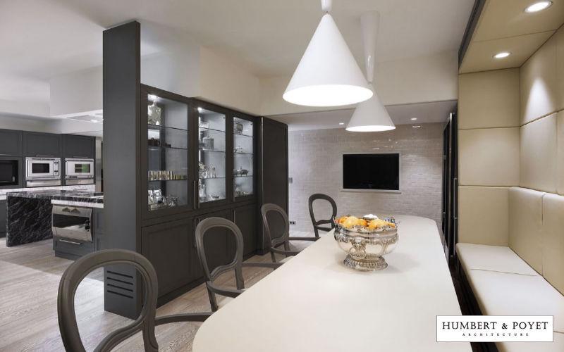Humbert & Poyet Realización de arquitecto Realizaciones de arquitecto de interiores Casas isoladas   