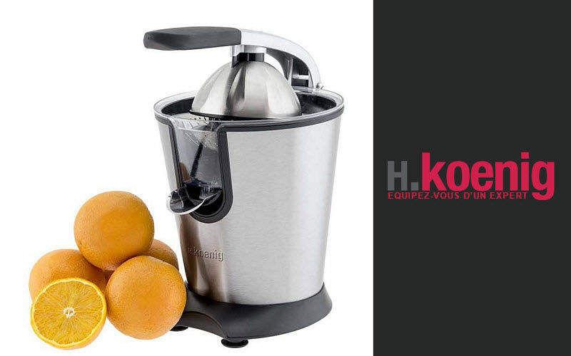H.KOENIG Exprimidor de limones Accesorios para machacar y triturar Cocina Accesorios  |