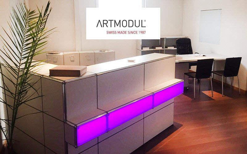 artmodul Mostrador de recepción Mesas y escritorios Despacho  |