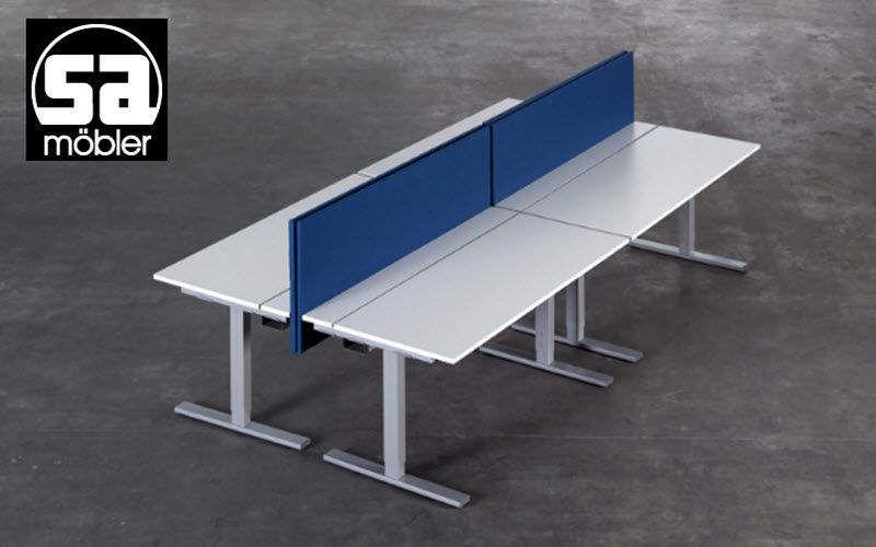 Mobler Mesa de despacho operacional Mesas y escritorios Despacho  |