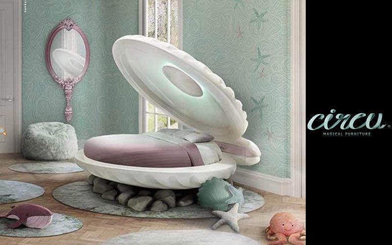 CIRCU Cama para niño Dormitorio infantil El mundo del niño  |