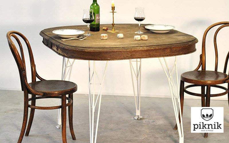 PIKNIK Pie de mesa Mesas de comedor & cocina Mesas & diverso  |