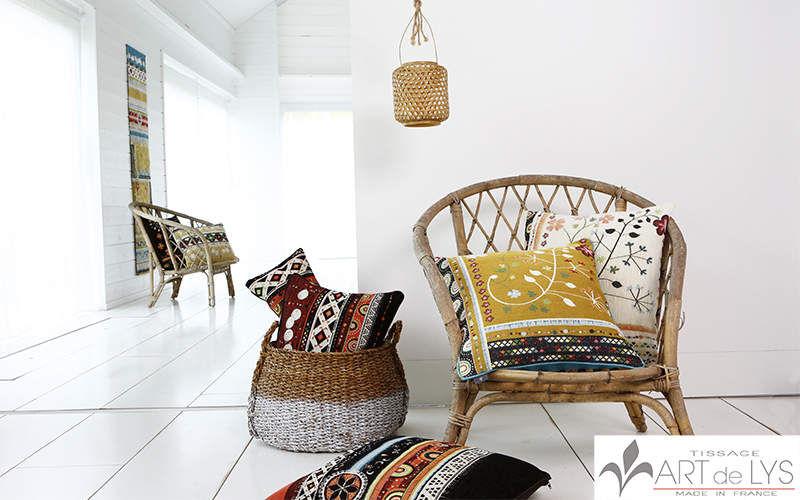 Art De Lys Cojín cuadrado Cojines, almohadas & fundas de almohada Ropa de Casa  |