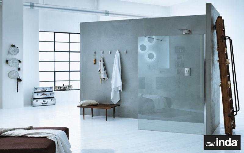 Inda Pared de ducha Ducha & accesorios Baño Sanitarios  |