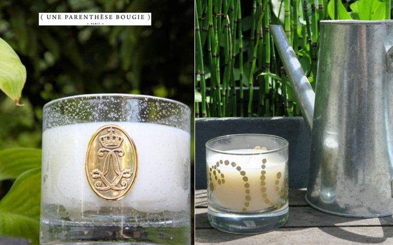 PARENTHESE BOUGIE Vela perfumada Aromas Flores y Fragancias  |