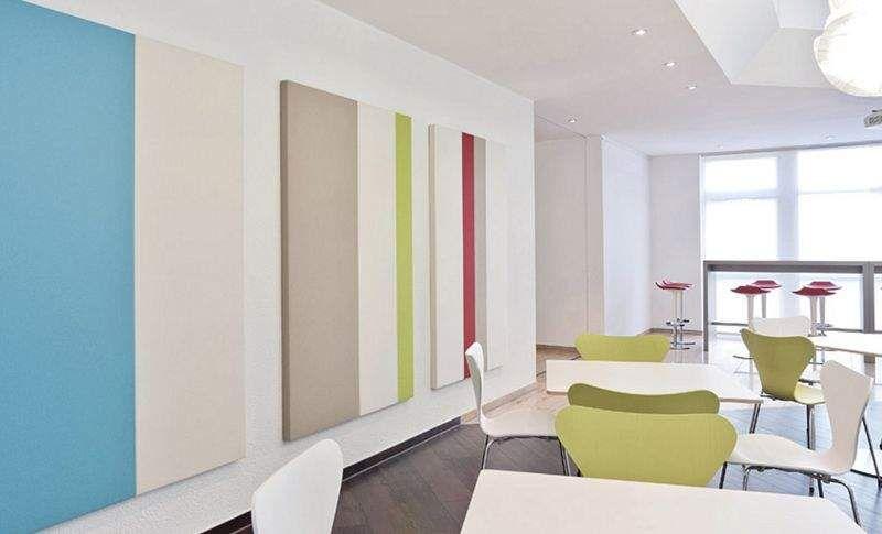 Acousticpearls Panel acústico para pared Tabiques y paneles acústicos Paredes & Techos  |