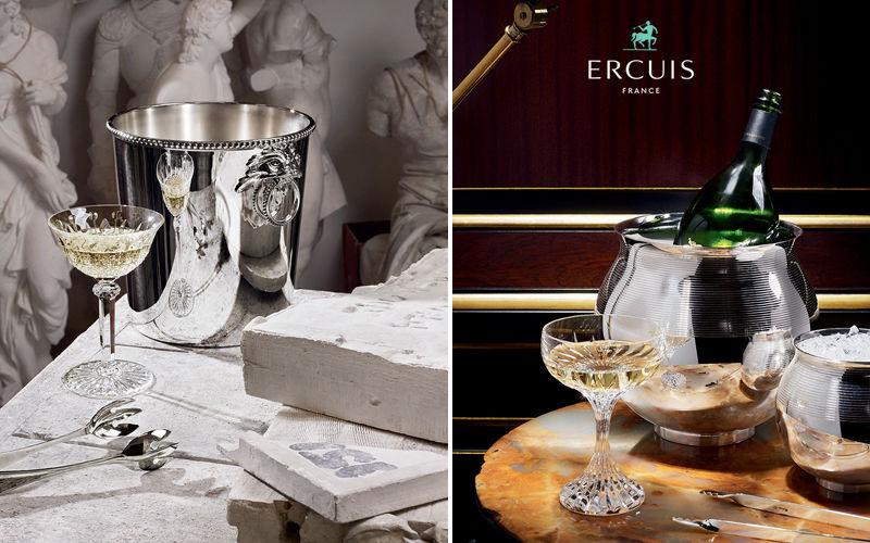 Ercuis Cubo de champagne Enfriadores de bebidas Mesa Accesorios  |