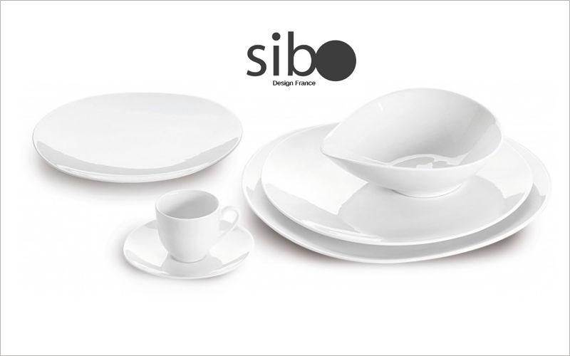 SIBO HOMECONCEPT Plato hondo Presenta-platos Vajilla  |