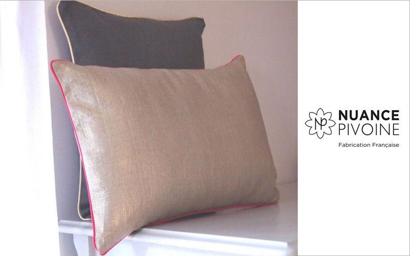 nuance pivoine Cojín rectangular Cojines, almohadas & fundas de almohada Ropa de Casa  |