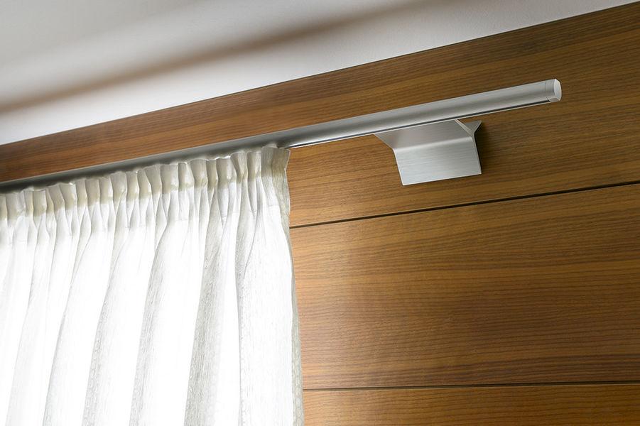 interstil Barra de cortinas Varillas de cortinas & accesorios Tejidos Cortinas Pasamanería  |