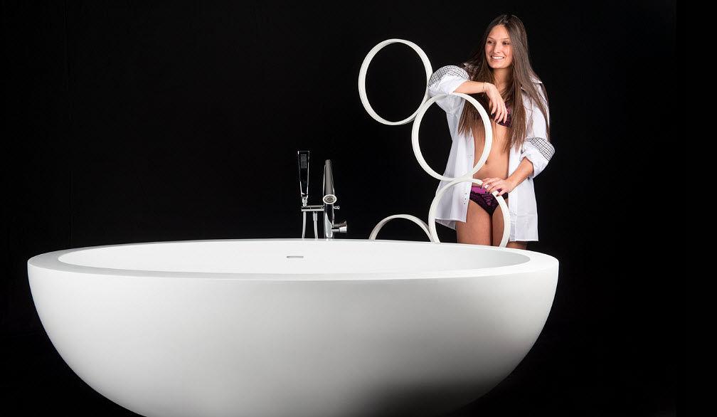 7BATHS Bañera exenta Bañeras Baño Sanitarios  |