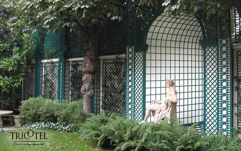 Tricotel Entramado Tabiquillos & enrejados Jardín Cobertizos Verjas...  |