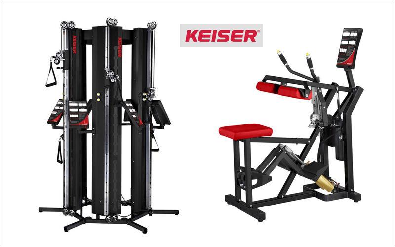KEISER Aparato de gimnasia multifunción Máquinas de gimnasia varias Fitness  |