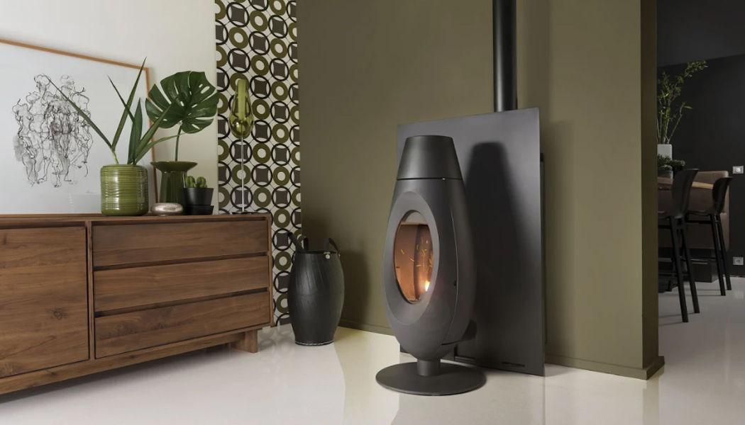INVICTA Sartén de gránulos (pellet) Estufas e instalaciones de calefacción Chimenea  |